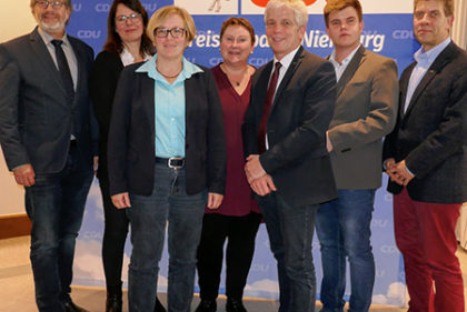 Neuer Vorstand der Kreis-CDU
