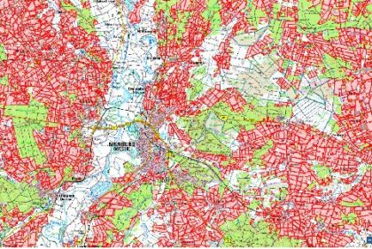 Rote Gebiet